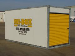 16 Foot MiBox Mobile Storage Containers