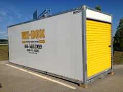 20 Foot MiBox Portable Storage Solution