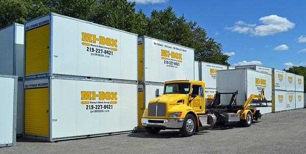 MI-BOX Mobile Storage u0026 Moving NWI & Moving u0026 Self Storage Schererville IN | MI-BOX
