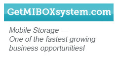 Mobile Storage - One of the fastest growing business opportunities!