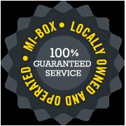 100% Guaranteed Service