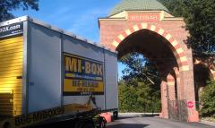 MI-BOX at the Ryder Cup in Medinah, IL