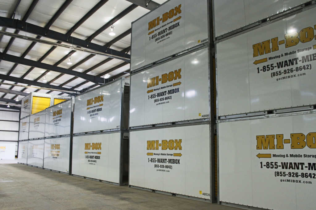 Irving Storage by MI-BOX Mobile Storage & Moving