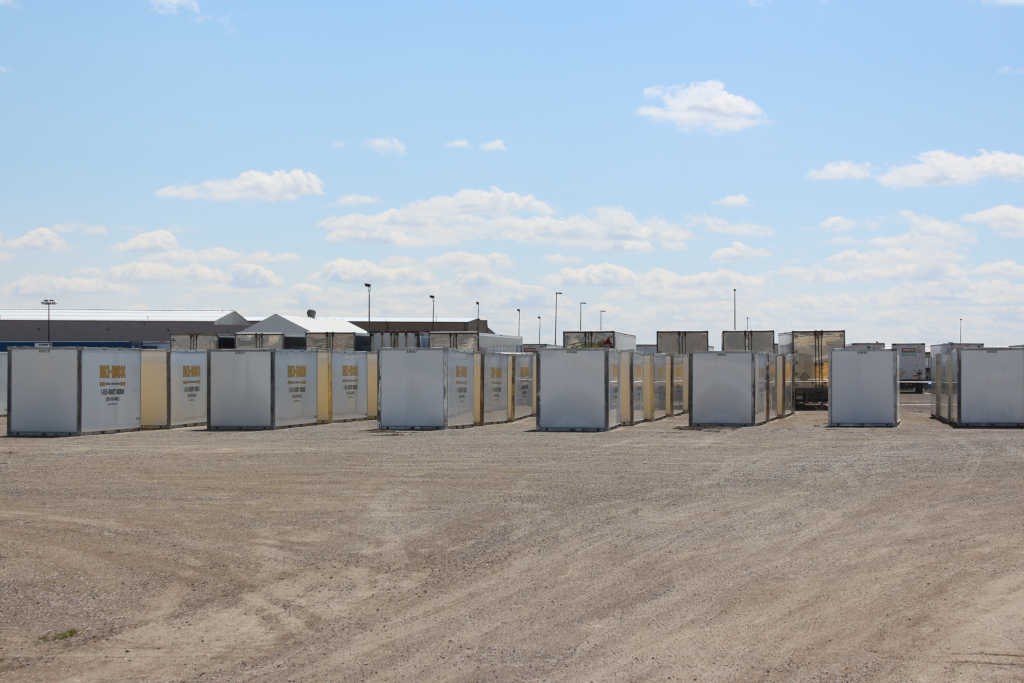 Self Storage in Chestermere by MI-BOX
