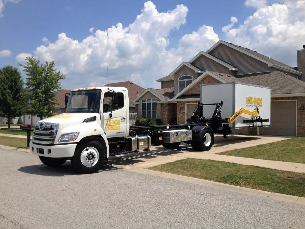 Johnston Moving by MI-BOX Mobile Storage & Moving