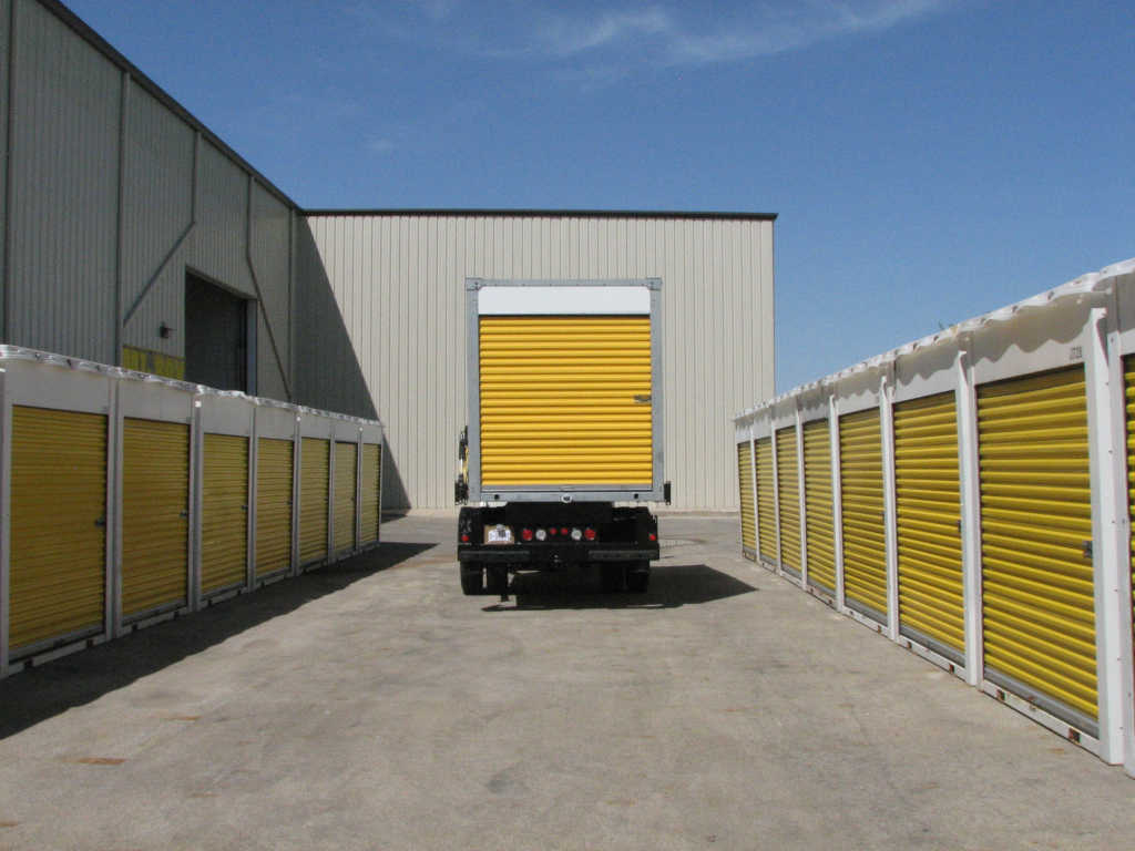 MI-BOX Storage Mesquite, Texas