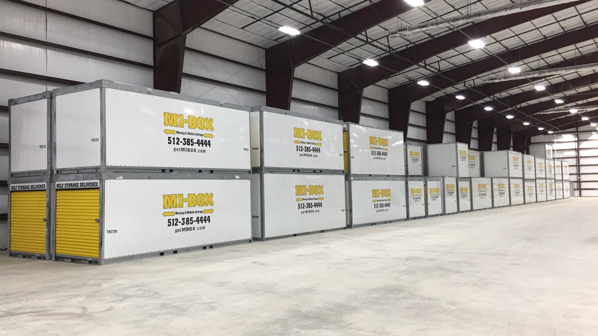 MI-BOX Moving & Storage Centers