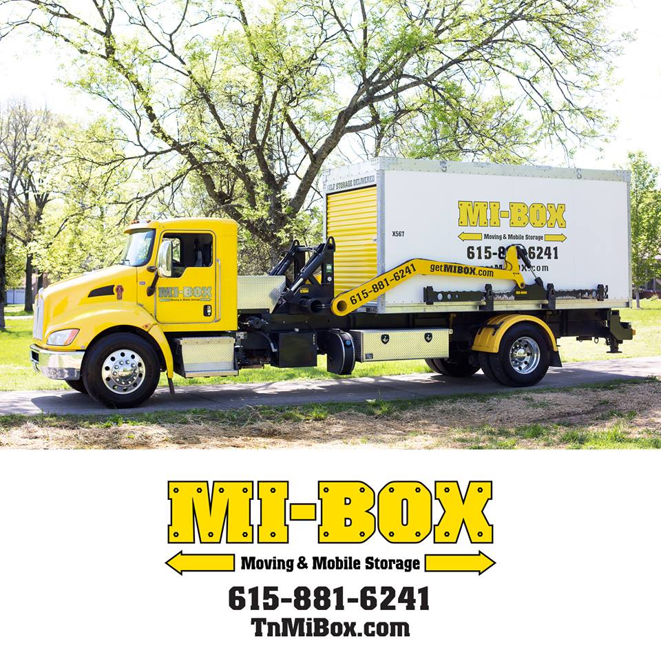 MI-BOX Hermitage, TN Portable Storage & Moving