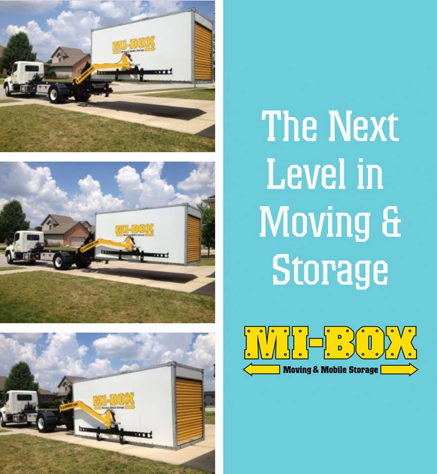 MI-BOX vs PODS® in Chapmansboro, Tennessee