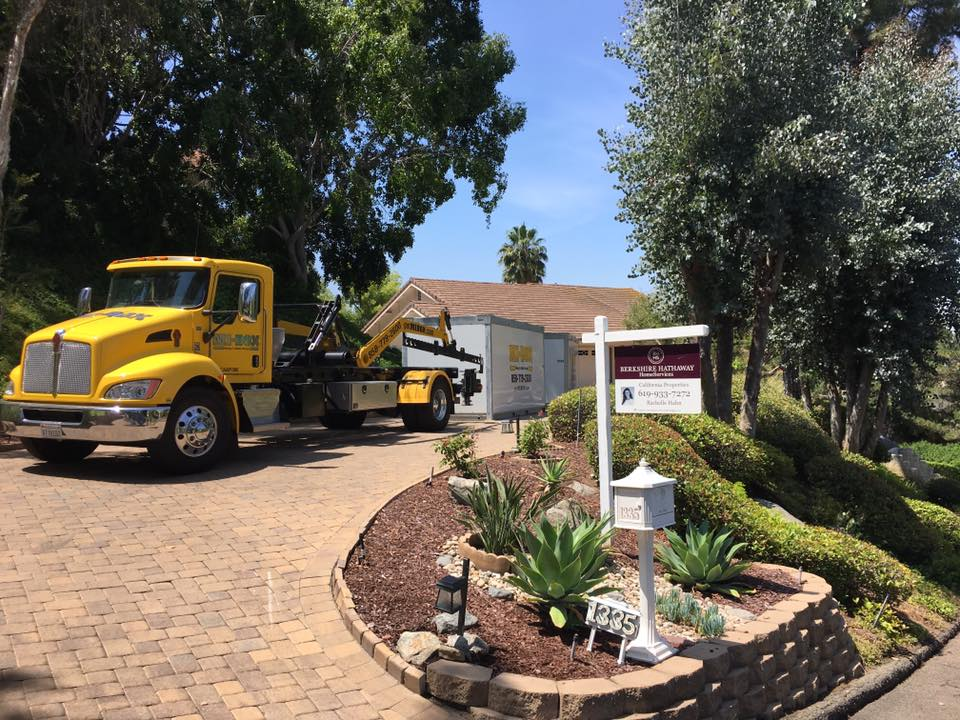 MI-BOX Moving in Poway, CA