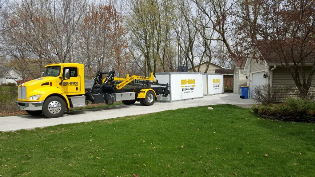 MI-BOX Moving Andover, MN