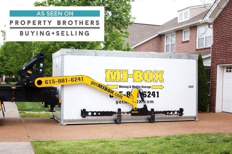 MI-BOX Moving in East Nashville, Tennessee