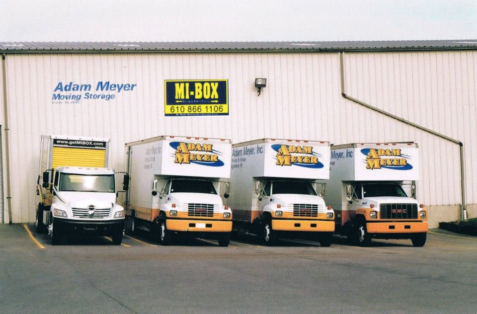 Compare MI-BOX Mobile Storage to PODS® in Allentown, Pennsylvania