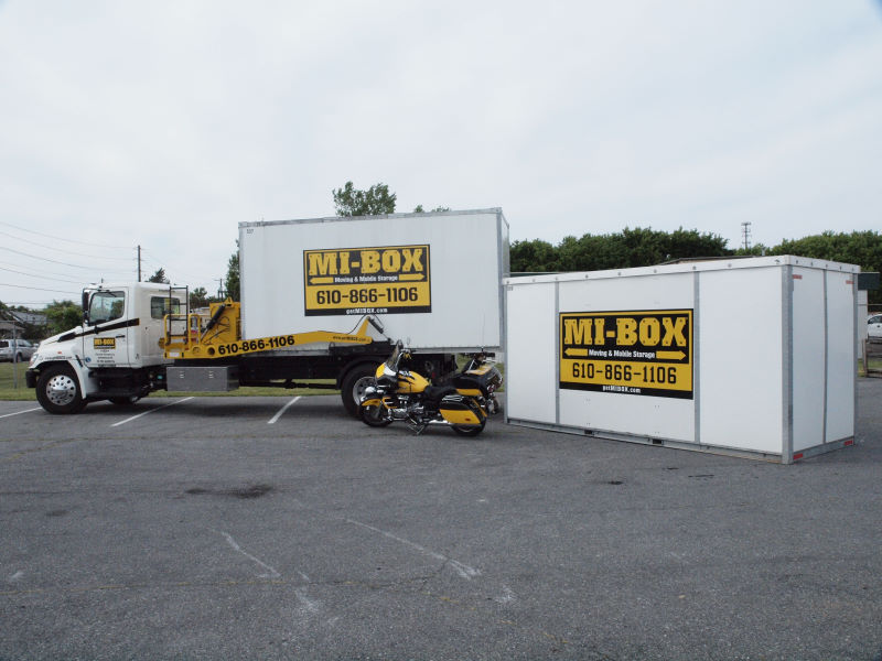 MI-BOX Portable Storage Bethlehem, Pennsylvania