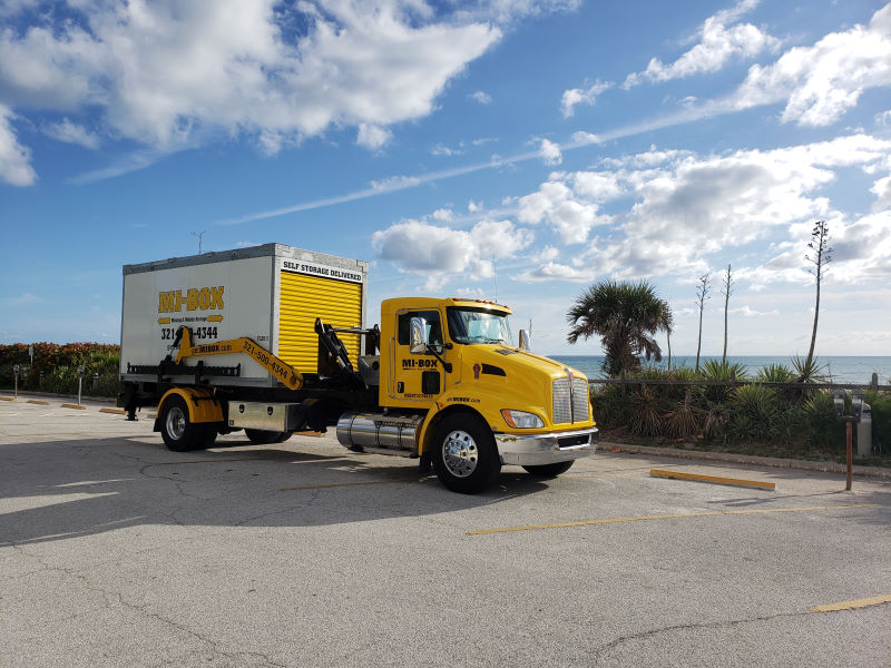 MI-BOX Moving New Smyrna, Florida
