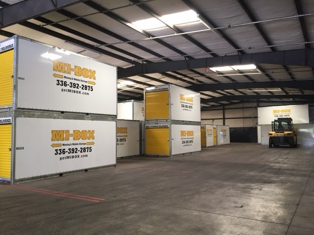 MI-BOX Self Storage Sedalia, NC