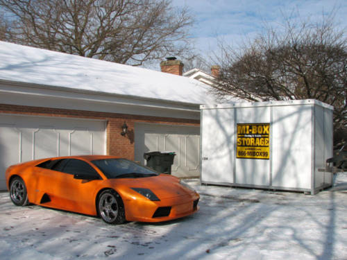 MI-BOX and Lamborghini's go together like Chicago and snow.